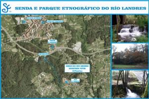 Senda e parque etnográfico do río Landres