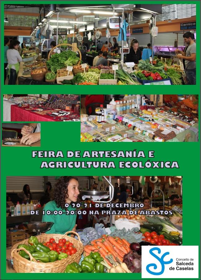 FEIRA DE ARTESANIA E AGRICULTURA ECOLÓXICA