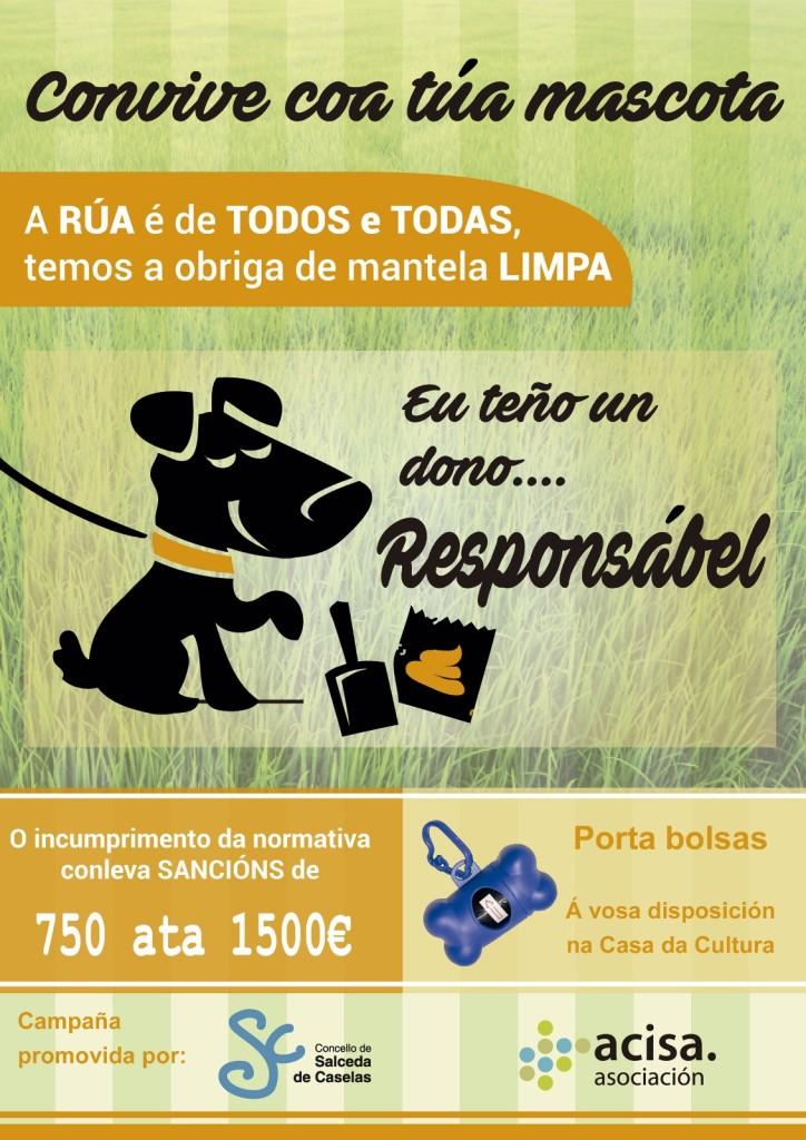 campaña excrementos cans