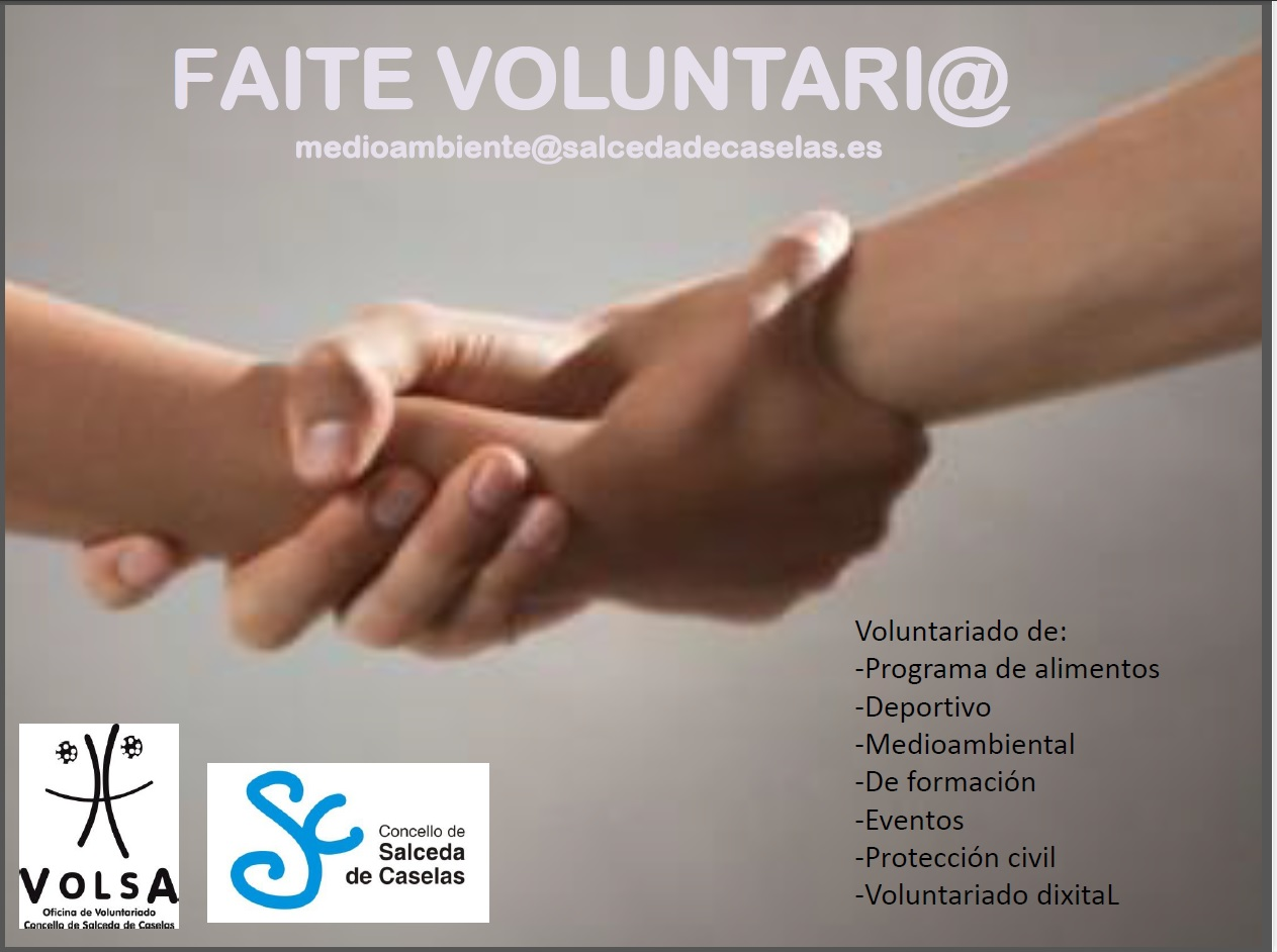 voluntariado, cartel