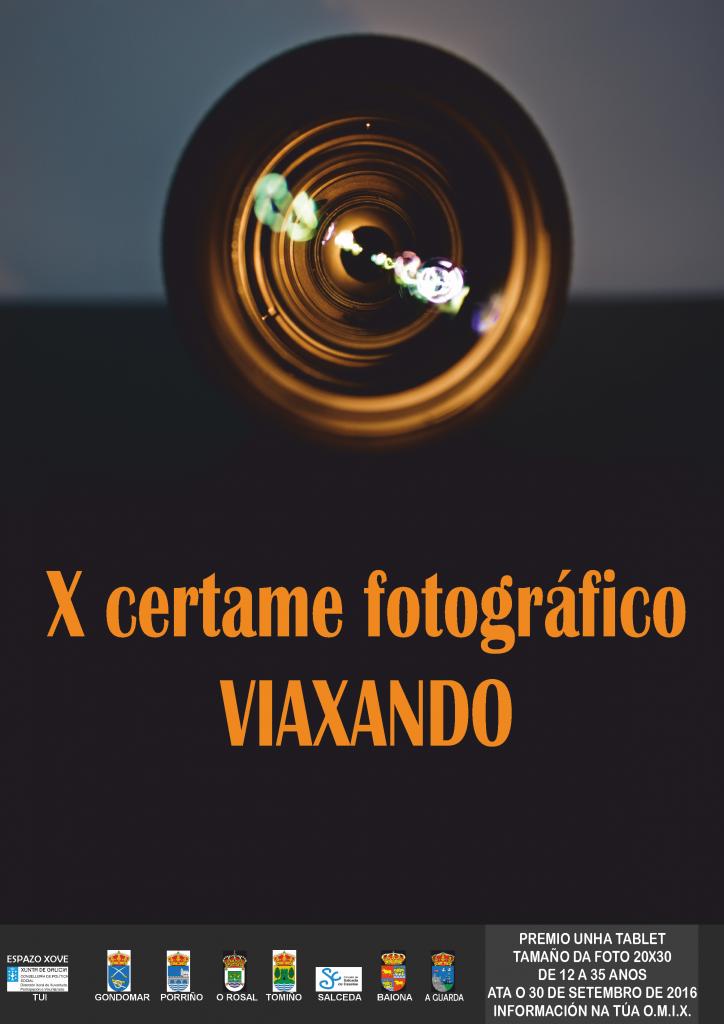 Cartel vIAXANDO