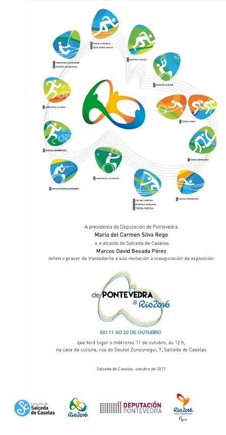 exposición xogos Río