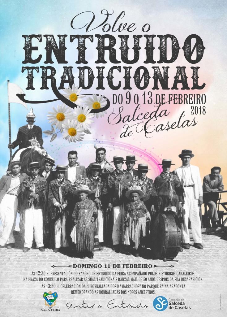 cartaz 500x700 Entruido tradicional Salceda 2018 web