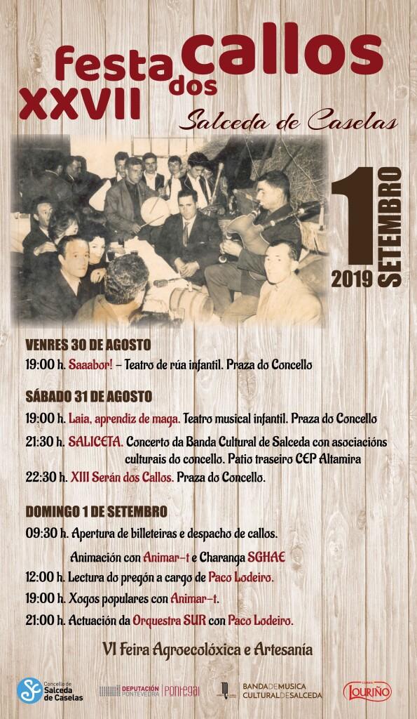 Cartaz Festa dos Callos bo